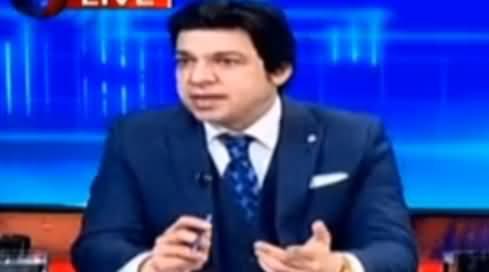 Imran Khan Ke Hote Huwe Koi Deal Nahi Ho Sakti - Faisal Vawda