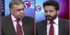 Imran Khan Ko Nawaz Sharif Wali Ghalti Nahi Karni Chahiye - Arif Nizami