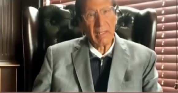 Imran Khan Ko Tmam Muslim Leaders Ko Khana Kabaa Le Kar Jana Chahye - Shujaat Hussain