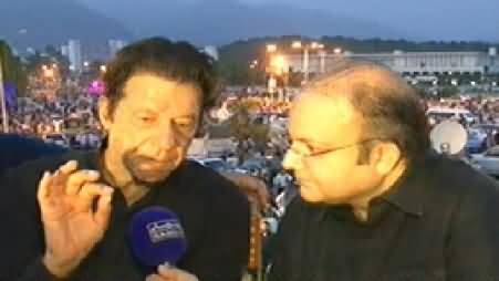 Imran Khan Latest Interview with Nadeem Malik About Next Plan of PTI