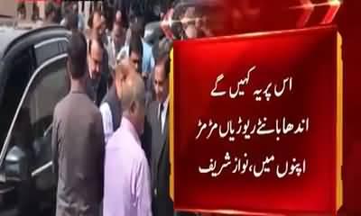 Imran Khan Made His Own Senator's Brother As caretaker CM - Nawaz Sharif Criticizes Imran Khan