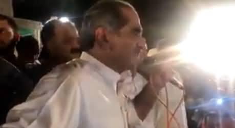 Imran Khan Mein Mukka Maar Kar Tumhara Munh Toor Donga - Khawaja Saad Rafique