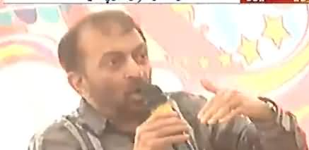 Imran Khan Ne Message Karna Tha Gul Khan Ko, Ghalti Se Chala Gaya Gulalai Ko - Farooq Sattar