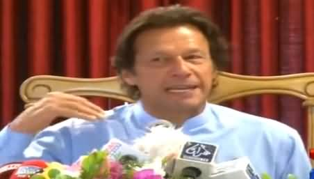 Imran Khan Press Conference on Electoral Rigging – 12th June 2015