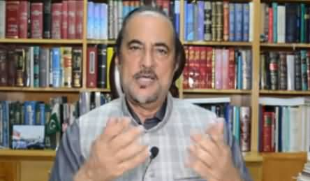 Imran Khan's Backdoor Channels Worked, Good News For Pakistan - Babar Awan Vlog