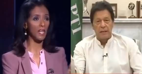Imran Khan's Complete Interview in BBC Hardtalk With Zeinab Badawi, Answering Tough Questions
