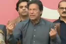 Imran Khan's Complete Press Conference – 9th March 2018