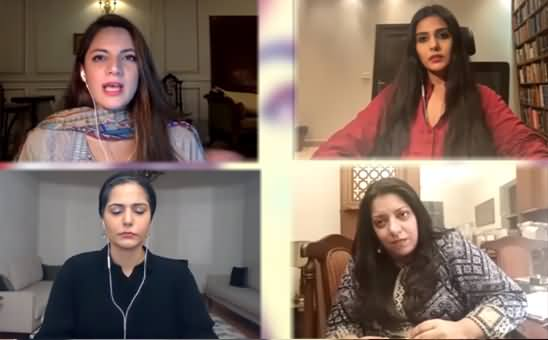 Imran Khan's Controversial Comment: Discussion Among Reema Omer, Natasha, Benazir Shah & Mehmal Sarfraz