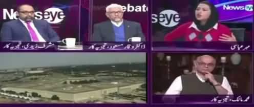 Imran Khan's Critic Musharraf Zaidi Praising PM Imran Khan's Response To Trump