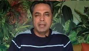 Imran Khan's Govt Performance And National Security - Talat Hussain's Vlog