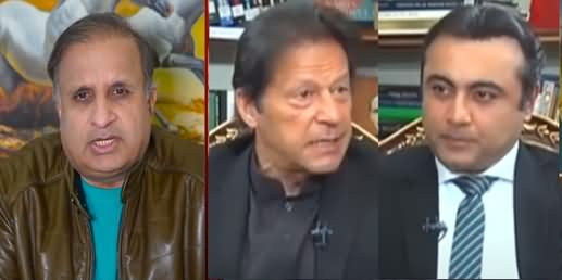 Imran Khan Faces His Biggest Critic Mansoor Ali Khan - Rauf Klasra's Analysis