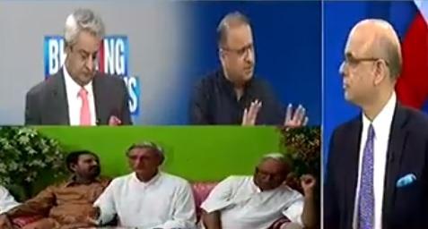 Imran Khan Should Consult Pervaiz Elahi to Make a Govt in Punjab - Rauf Klasra