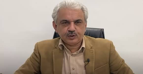 Imran Khan Should Have Attended Begum Shamim Akhtar's Funeral Today - Arif Hameed Bhatti