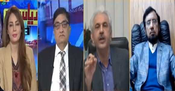 Imran Khan Shouldn't Have Shown Mercy To Nawaz Sharif Because He Was Convicted - Arif Hameed Bhatti