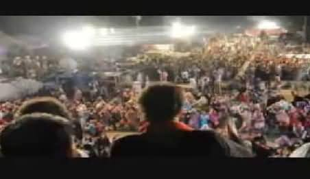 Imran Khan Speech in Azadi March (It Was Not Shown on Any Media Channel) - 12th October 2014