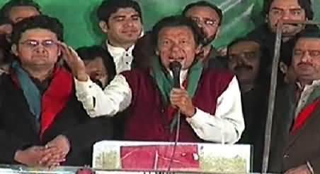 Imran Khan Speech In PTI Azadi March, Islamabad - 6th December 2014