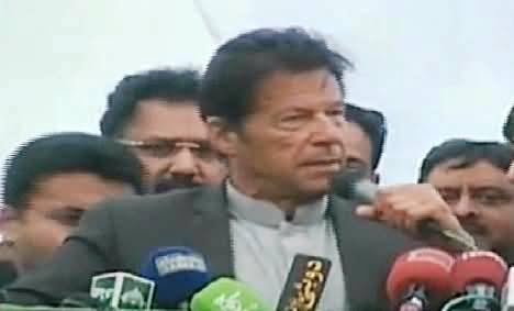 Imran Khan Speech in PTI Jalsa in Jhang - 26th February 2014