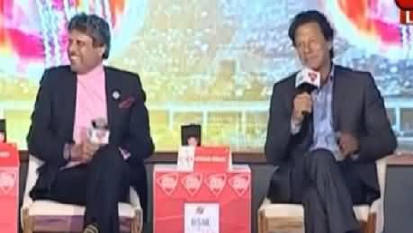 Imran Khan Telling What Modi Said About Pak India Cricket Series