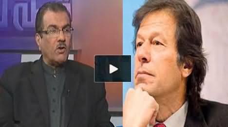 Imran Khan Tu Leaderon Ka Leader Hai - Mujeeb ur Rehman Shaami
