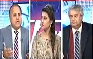 Imran Khan Wants To Become PM At Any Cost - Rauf Klasra Criticizing Imran Khan on Meeting Saleem Shehzad