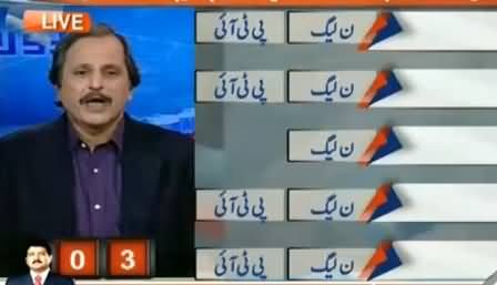 In Case of Re-Election in NA-122, NA-125, NA-154, Which Party will Win - Mazhar Abbas Analysis