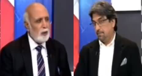 In The Presence of General Bajwa,  There Are Least Chances of War - Haroon Rasheed