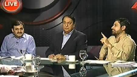 Indepth With Nadia Mirza (Dharna Special Transmission?) 11PM To 12AM – 28th August 2014