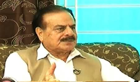 Indepth With Nadia Mirza (Gen.(R) Hameed Gul Exclusive Interview) – 24th September 2014