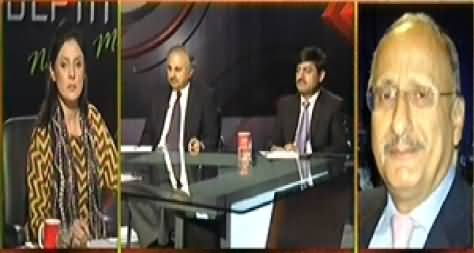 Indepth With Nadia Mirza (Indian Aggression on Peak) - 15th October 2014