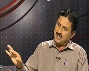 Indepth With Nadia Mirza (Jamshaid Dasti Exclusive with His Allegations) – 3rd March 2014