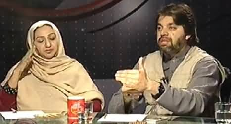 Indepth With Nadia Mirza (Polio Campaign Siasat Ki Nazar) – 28th October 2014