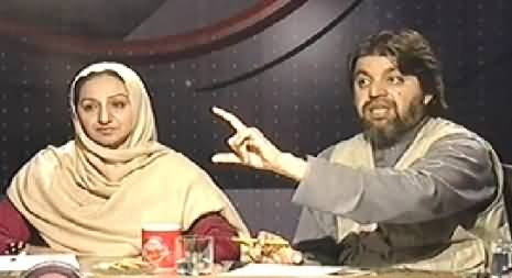 Indepth With Nadia Mirza (Polio Virus Increasing in Pakistan) – 20th November 2014