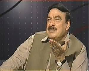 Indepth With Nadia Mirza (Sheikh Rasheed Exclusive Interview) – 17th April 2014