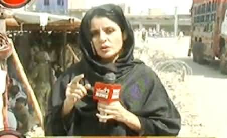Indepth With Nadia Mirza (Special Program From Bannu with IDPs) – 22nd July 2014