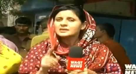 Indepth With Nadia Mirza (Special Program From Tharparkar) – 29th October 2014