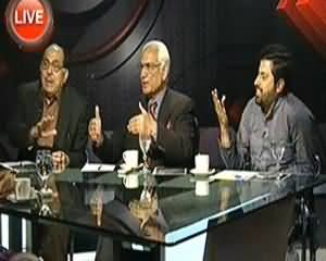 Indepth With Nadia Mirza (Will Pervez Musharraf Be Sentenced?) - 8th April 2014