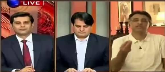 India Is Afraid of Pakistan's Military Response - Watch Asad Umar's Analysis
