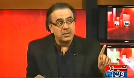 India is Planning Another Mumbai Attacks Type Drama to Blame Pakistan - Dr. Shahid Masood