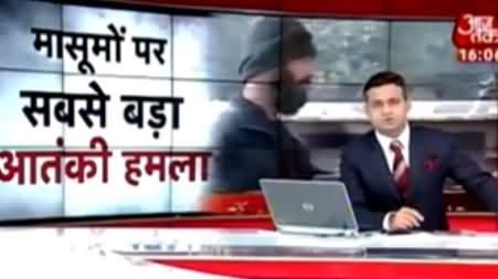 India Media Detailed Coverage and Analysis on Peshawar School Terrorist Attack