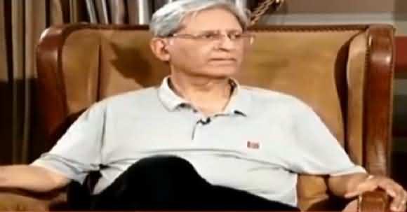 India's Attitude Can Lead Towards Pak India War - Aitzaz Ahsan Views On Kashmir Issue