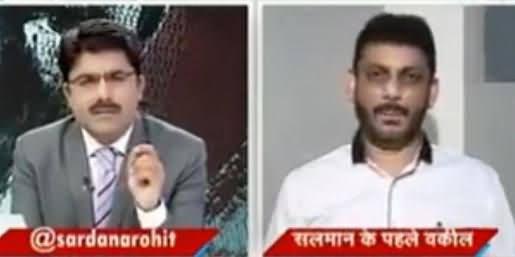 Indian Anchor Blasts Salman Khan & His Supporters After His Conviction in Hit & Run Case