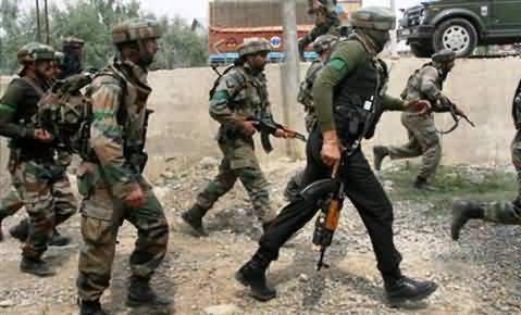 Indian Army Using Uranium in Kashmir While Military Exercises - Civil Society Reveals