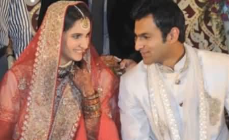 Indian BJP Leader Declares Sania Mirza Pakistan's Daughter in Law