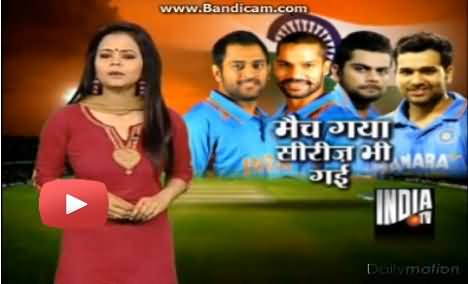 Indian media badly criticizing indian cricket team after losing matches from South Africa
