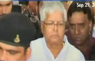 Indian Minister Lalu Prasad Yadav Charged by the Court in Fodder Scam - May go to Jail For 4 Years