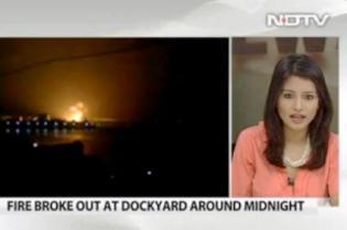 Indian Submarine INS Sindhurakshak Blasted - 18 Dead - Great Loss For Indian Navy