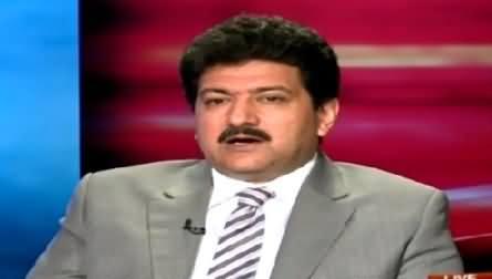 Infocus (Is PTI Becoming Popular in Karachi?) – 24th April 2015