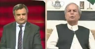 Infocus (Javed Hashmi Exclusive Interview) – 12th March 2017