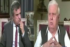 Infocus (What Is The Solution of Pak Afghan Issue) – 28th October 2017