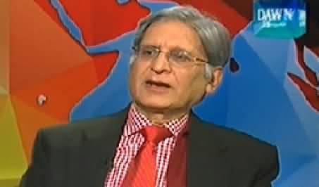 Infocus with Reham Khan (Aitzaz Ahsan Exclusive Interview) - 23rd December 2014